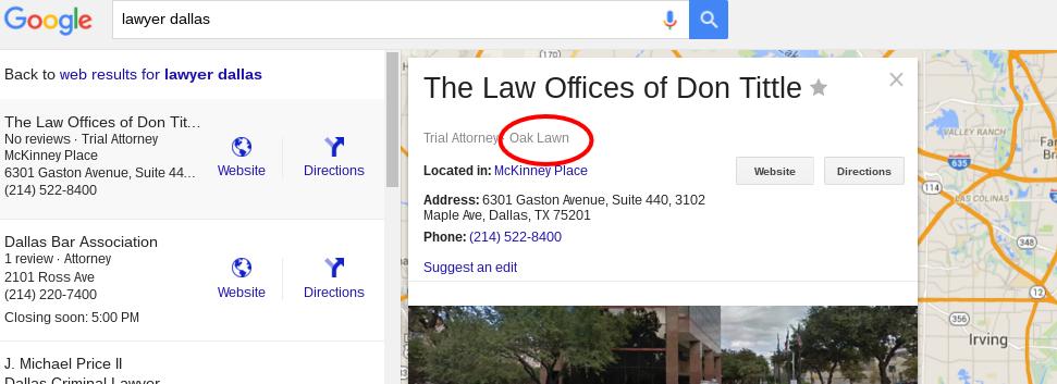 lawyer dallas Google Search