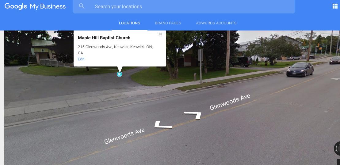 StreetView GMB2