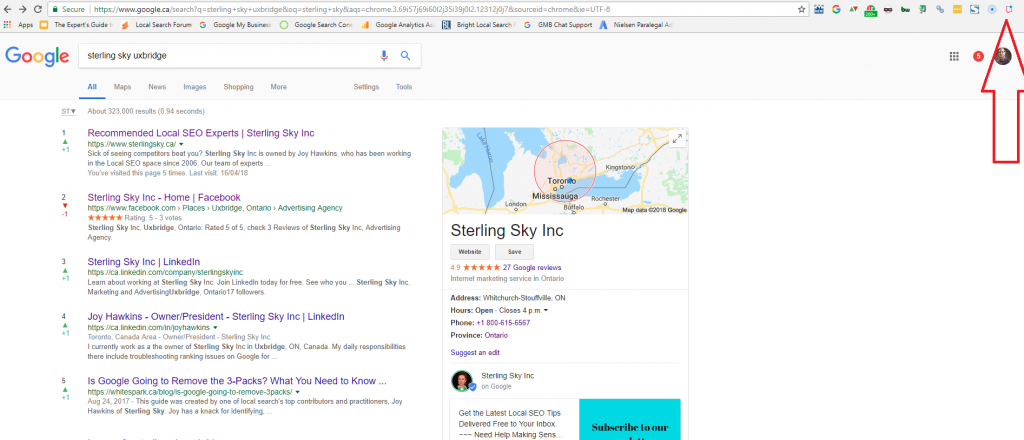 How to Find the CID Number of a Google My Business Listing