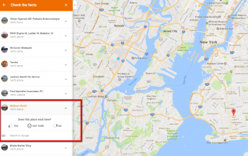 Moderation for Edits on Google Maps Finally Comes to Desktop