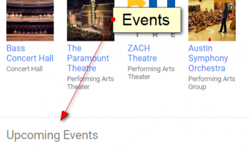 Google Adds Guidelines for Events on Google Maps
