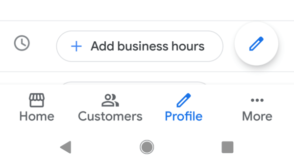 a9121153808 Google launched a new version of the GMB app that includes a customer tab  showing information about followers on Google Maps