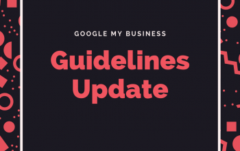 Google My Business Updates Guidelines on Content Related to Terrorism