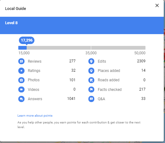 7 Little Known Things About Google Local Guides & Editing
