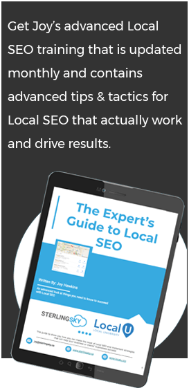 The Expert's Guide to Local SEO
