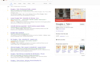 Google My Business Changes How They Deal With Practitioner Listings