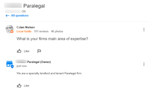 landlord and tenant paralegal q&a