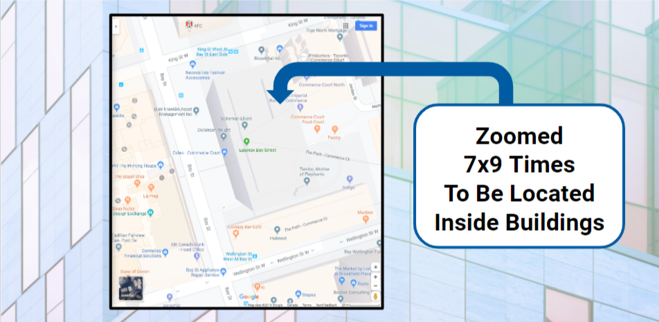 Mapping Your Way to Success - Google Slides_ inside building zoom sterling sky