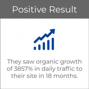 positive result minars1 organic growth sterling sky
